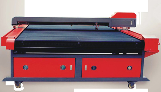 China Textile Fabric Die Cutting Machine , Automated Fabric Cutting Machine supplier