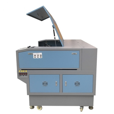 China Printed Patches Laser Engraving Machine Digital SLR With High Speed Servo Motor supplier