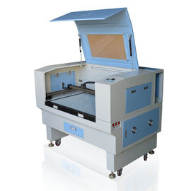 Automatic Laser Engraving Cutting Machine With Small CCD Camera