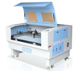 Patches CCD Camera Laser Cutting Machine High Precision For Embroidery Garment Labels